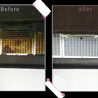 【清掃例】換気扇(大分市のハウスクリーニングM&m)