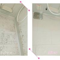 【清掃例】浴室 床まわり(大分市のハウスクリーニングM&m)