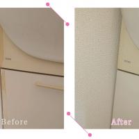 【清掃例】キッチン 棚(大分市のハウスクリーニングM&m)